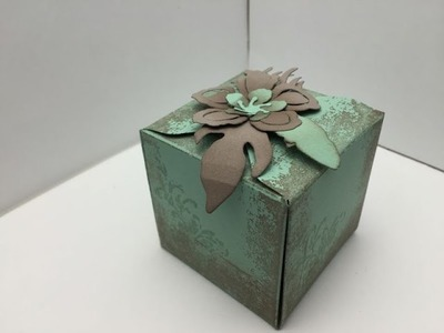 Ophelia Crafts Timeless Textures Week  Gift Box