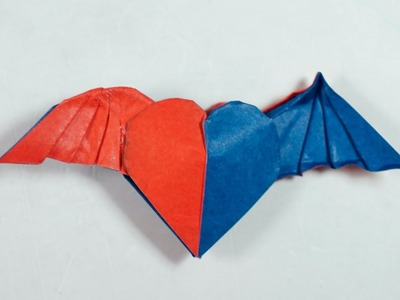 Origami Half Angel Heart Tutorial (Henry Phạm)