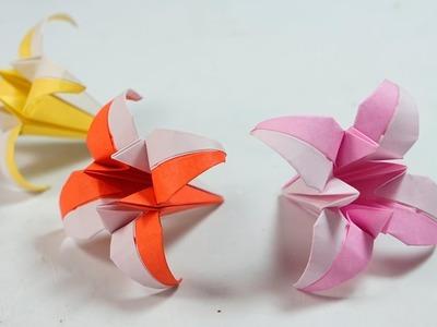 Origami Lily Flower (Henry  Phạm)