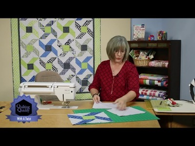 Quilting Quickly - With A Twist