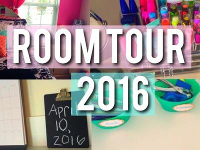 Room Tour 2016!!!