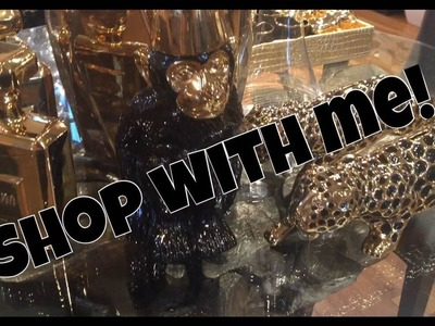 Shop With Me | The Container Store.Z Gallerie