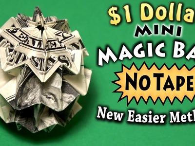 $1 Dollar Mini Magic Ball - NO TAPE!