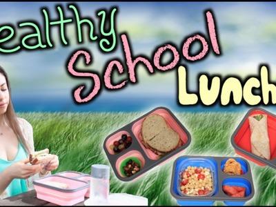 3 Healthy, Easy, & Yummy Lunch Ideas for School!