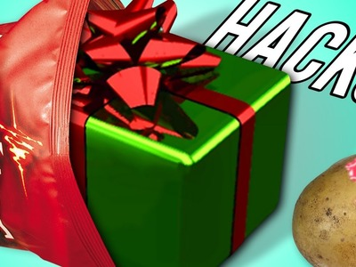 5 CHRISTMAS LIFE HACKS you WILL find useful!
