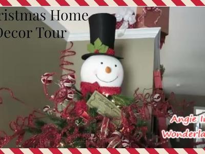 Christmas Home Tour | December 2016