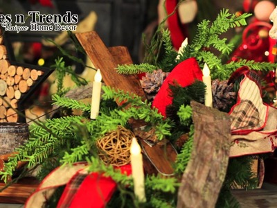 Cool Clip-On Candles for Holiday Decorating