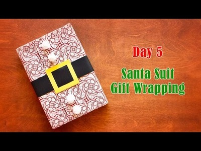 Day 5 of 12 Days Gift Wrapping Challenge!