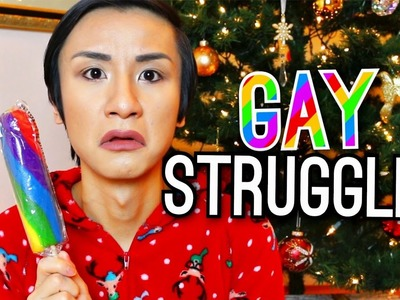 Gay Struggles: Christmas!