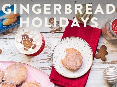 GINGERBREAD Holiday Treats - Honeysuckle