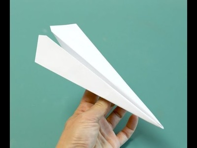 How to make  Fastest simple Paper Airplane