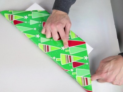 Japan Gift Wrap Hack for Long Presents [No Tape No Ribbon]
