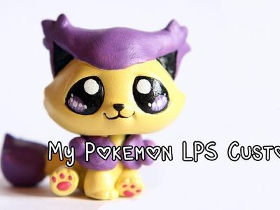 My Pokémon LPS customs