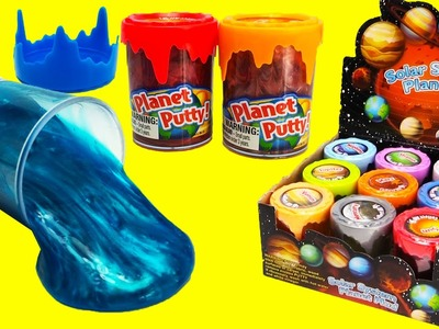 Planet Putty Surprises with Shopkins, My Little Pony, Paw Patrol and More