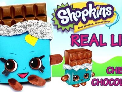 Shopkins in Real Life #16 CHEEKY CHOCOLATE From Shopkins Season 1