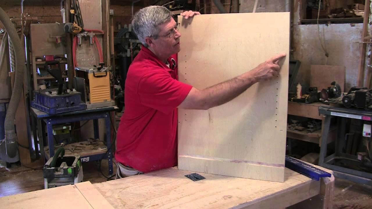 Simple Cabinet Construction, Part 1: Story Poles & Boxes