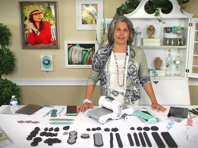 Sizzix and Jill MacKay Combine for New Jewelry Making Line!