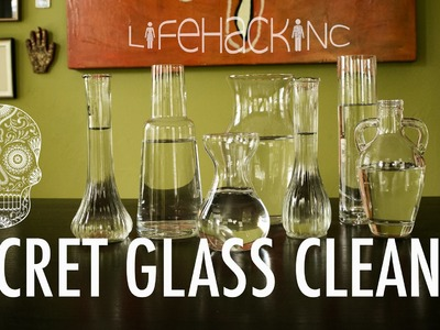 The Secret to Crystal Clear Vases