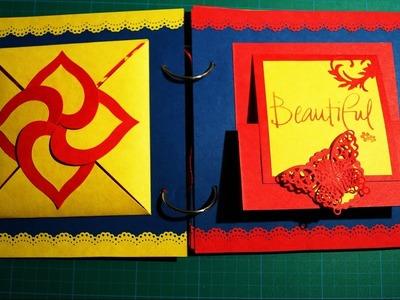 Valentine's Day Scrapbook | The Sucrafts