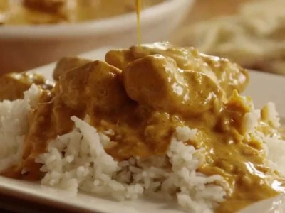 Chicken Recipes - How to Make Indian-Style Butter Chicken