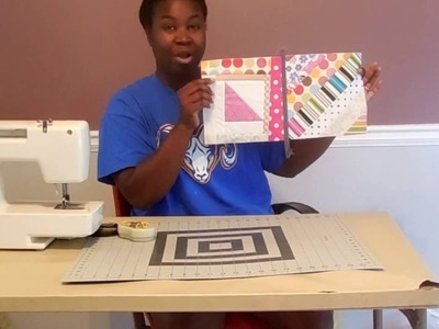 Easy Quilting: Joining Quilt As You Go Blocks!