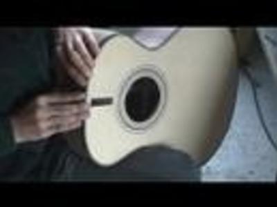 Guitar building part 5