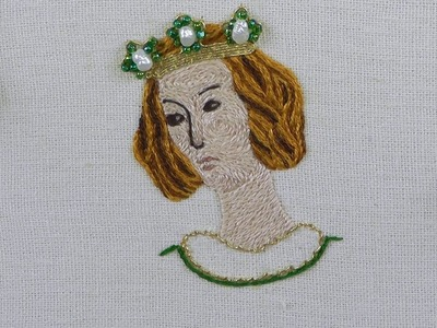 Hand Embroidery - Opus Anglicanum part 2