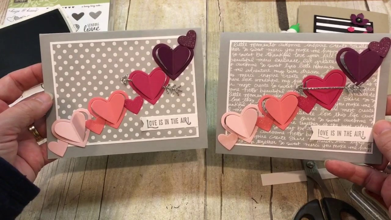 How to create an adorable Sealed with Love Card