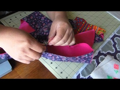 How to sew a hmong vest 2 of 2