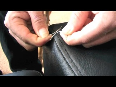 Introduction to Hand Stitching