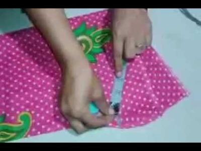 Kameez cutting and stitching in hindi   punjabi dress cutting and sewing