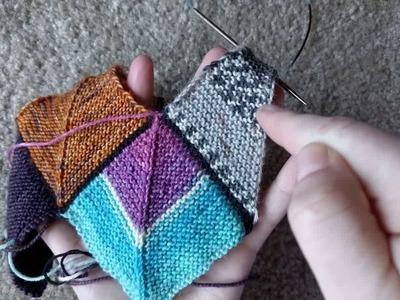 Ladybug Laboratory - Blanket Tutorial 5: Squaring off the Sides