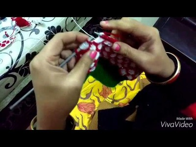 Learn designer stitch in hindi(part-2)