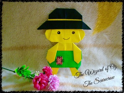 Origami Maniacs 193: The Wizard of Oz: The Scarecrow