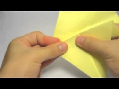 Origami Wolf   Lobo de Origami