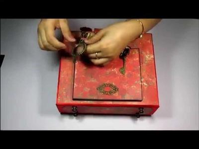 Prima Bella Rouge Handbag mini album