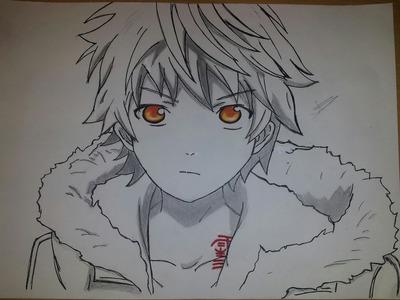 Speed Drawing | Yukine. Noragami