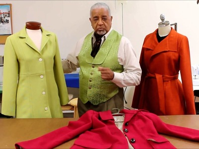 The Tailor and The Dressmaker Episode 4 Part 2---All About Coats!!!