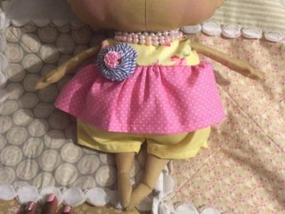Tilda's Toy Box doll (Pattern Increased)