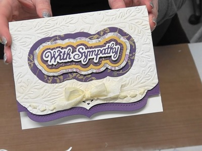 "#183 Learn to be a Die Cut Diva with ""Wafer Dies"" from Simply Defined by Scrapbooking Made Simple"