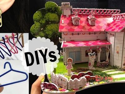 3 Creative DIYs - Easy & Fun & Inexpensive Ideas