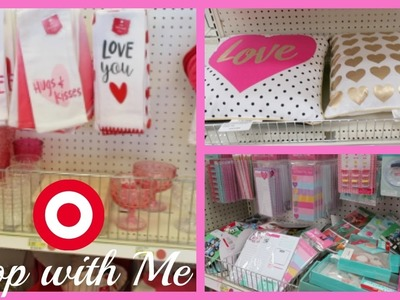 COME SHOP WITH ME ♥ TARGET VALENTINE'S DAY HAUL   beingmommywithstyle