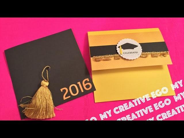 Easy to Make Graduation Card