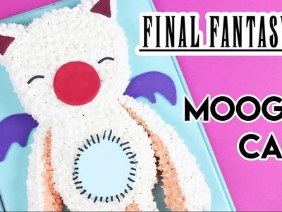 How to Make a Final Fantasy Moogle Cake!