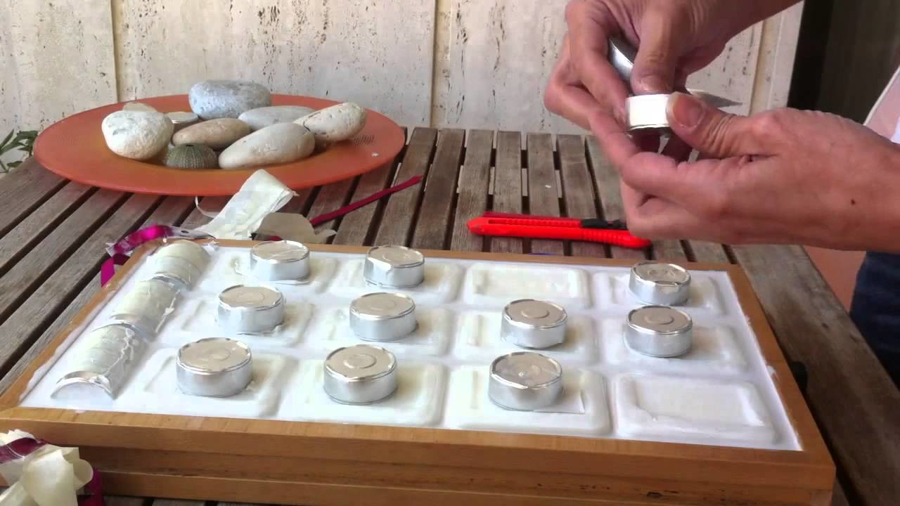 How to Make Silicone Molds for Soap
