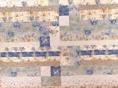 How To Make the Four in a Row Quilt