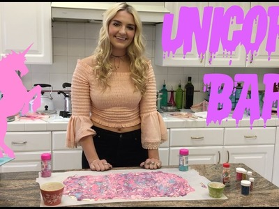 How to make Unicorn Bark | Rydel Lynch