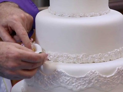 How to Make Your Own Wedding Cake Part 2 of 2