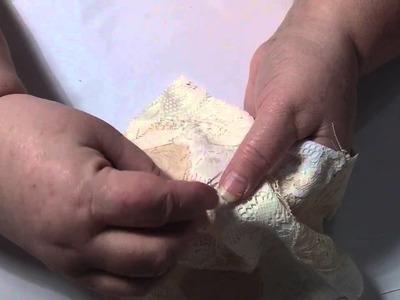#lovesummerart'' part 2 crazy patchwork bag