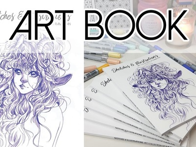★ My first Art Book!!! ★ Sketches & Illustrations - Art Collection by Rambutan